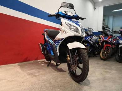 Yamaha Nouvo LC '15 - MotorSim