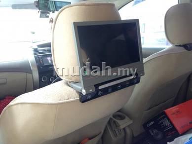 9 inch headrest monitor full hd universal