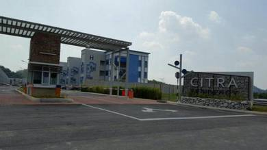 Nilai Pajam Ground Floor Town Villa Apartment Citra Residency