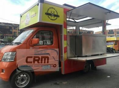 FOOD TRUCK OFFER CRAZY SEPCIAL LOAN mobile cafe