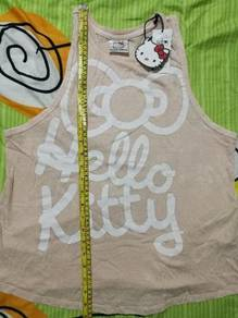 New Cotton On Sanrio Hello Kitty Tbar Swing Tank S