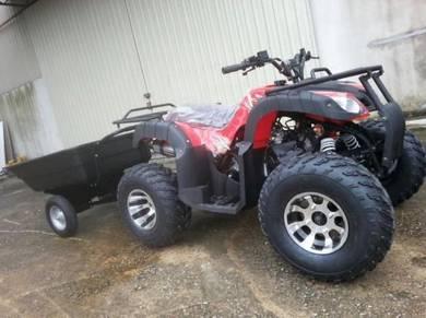 ATV 200cc New Motor 2019 shah Alam