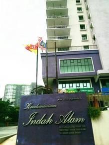 Indah alam condominium (Booking 1k) seksyen 22 shah alam