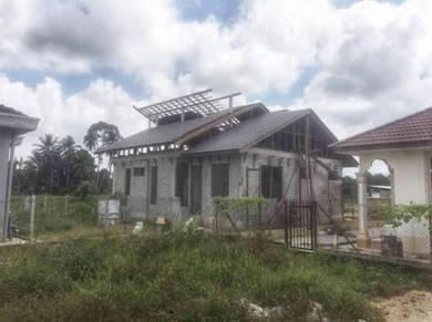 Rumah Banglo Moden Di Bandar / Pekan Ketereh
