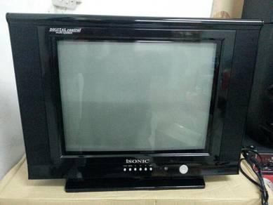 Tv Kotak isonic 17 inci