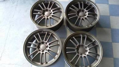 Rim 2nd RE30 16 4x100/114 7jj Tiptop