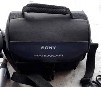 Original bag for sony handycam