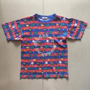 Kids Colourful Fishes T-shirt