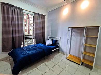 (1st Month Free Rental)Near Hospital, Female Cozy Room 162 Residency