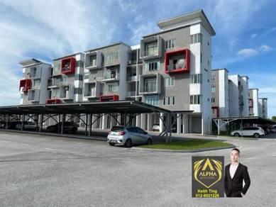 For Sale : Stutong Heights Apartment Block B1 at Jalan Stutong Baru