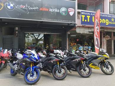 Yamaha R15 r15 R 15 r 15 Wang Muka Lima Ratus