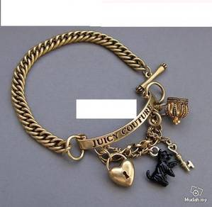[U.S.] genuine cave juicy couture bracelet