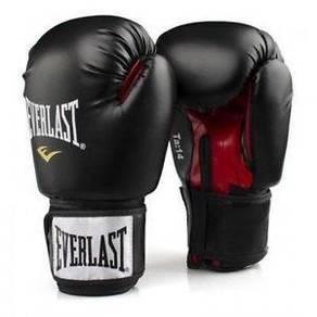 EVERLAST boxing glove SIZE 10 oz BLACK (HITAM) NEW