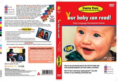 DVD Your Baby Can Read Starter Video