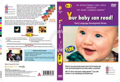 DVD Your Baby Can Read Vol.2