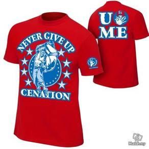 Gym T Shirt ( John Cena Red)