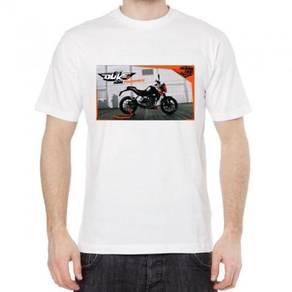 Baju T-Shirt DUKE KTM NSQ202 siap poslaju