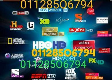 Full+LIVE Malaysian tv box 4khot premier