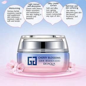 BIOAQUA cherry blossom facial cream
