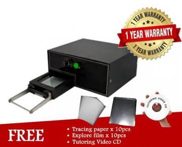 Flash Rubber Stamp Machine