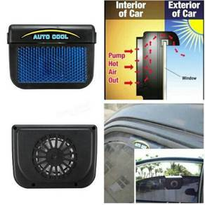 Auto cool car ventilation system