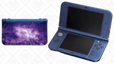 New Nintendo 3DS XL Galaxy Style