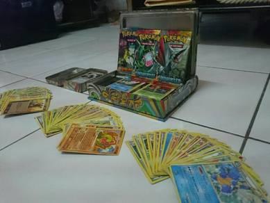 Pokemon Undaunted Card