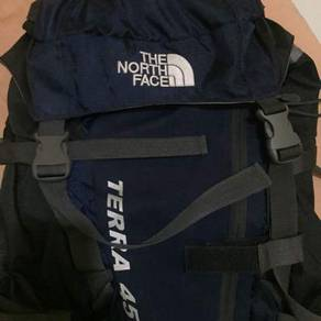 The north face backpack terra 45