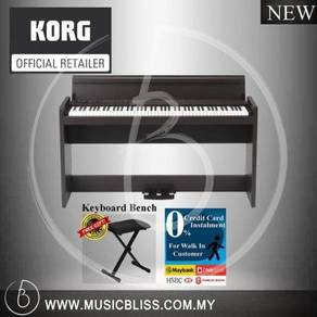Korg LP-380 Piano Rosewood w/Bench & 0% Instalment