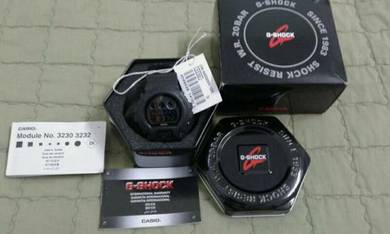 G shock dw6900 bbn black night