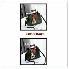 Handbag {rr002} special quality artifical leather