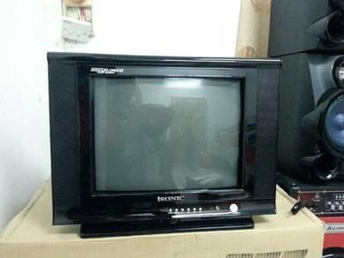 Tv Kotak isonic 15 inci