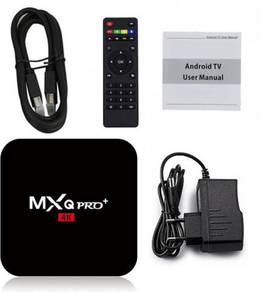 Android tv Mxq decoder box iptv