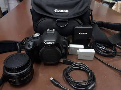 Kamera/camera canon 500D