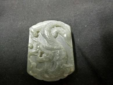 Batu jed zaman lama, harta keturunan nenek