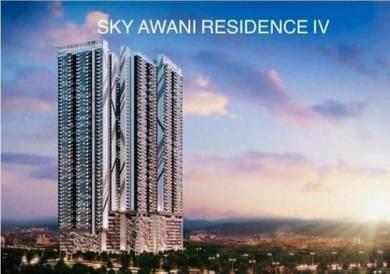 Rumah Mampu Milik Wilayah Persekutuan (RUMAWIP) Sky Awani IV, Setapak
