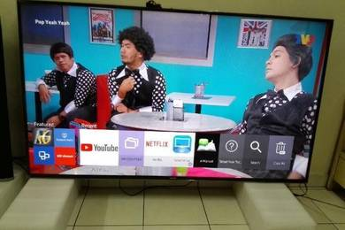Samsung smart tv 43,inch (urgent jual)