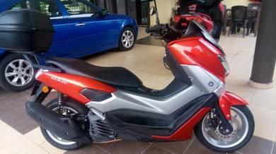 Yamaha NMax Motor Cycle Automatic 155cc