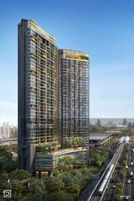Setapak Fully Furnished Dual Key Condominium, Low Density, Cash Back
