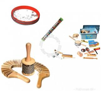 Sound Effects (16 Music Intruments)