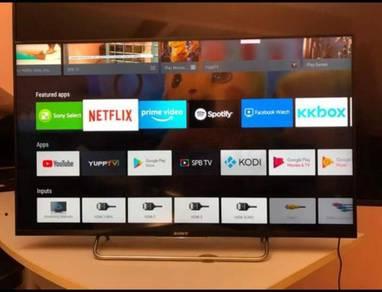 Sony smart Tv 43
