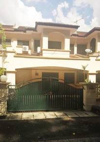 Double Storey Terrace House at Meru Valley Golf Club Resort, Ipoh
