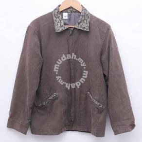 Size M AVV Casual Jacket for Man in Green Pit 21