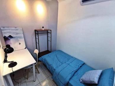 (1st Month Free Rental) Cozy Room, Ridzuan Condominium Bandar Sunway