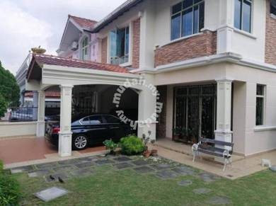 Impian Emas Super Big House, Good Design Landscape, Luxury Environment
