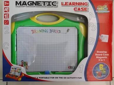 Magnetic Learning Case preschool