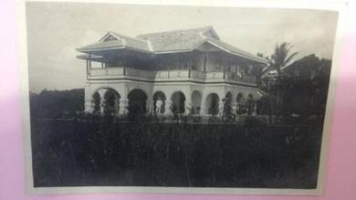 Postcard IPOH 1914 No 313 RARE