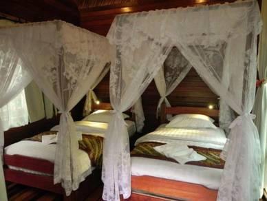 Borneo Natural Sukau Bilit Resort (Sabah)