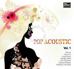IMPORTED CD Pop Acoustic Vol.1 - 2CD