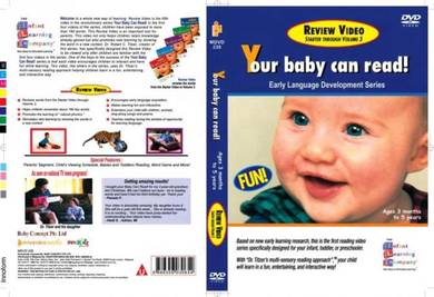 DVD Your Baby Can Read Vol.4